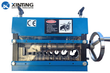 Automatic Plastic Recycling Machine Cable Wire Stripping Equipment CE Certificated